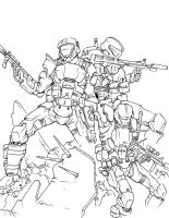 ODST by WEAPON-A