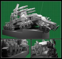Tanked Up 3D Version by FarawayPictures