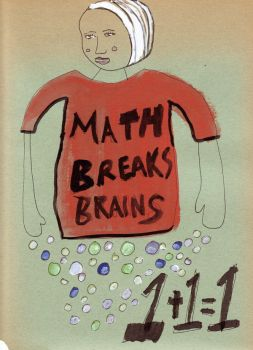 Math Breaks Brains by andystrong