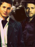 Destiel: Over and Over Again. by norain15