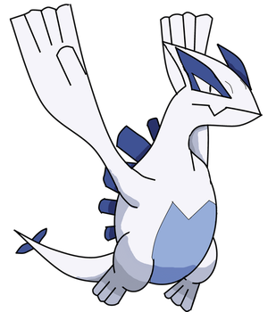 Lugia by HGSS1994