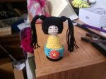 Anime inspired Doll by Moon-Crafter