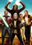 Star Wars 7 - We're Back by Robert-Shane
