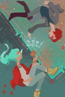 Oxenfree by vousrein