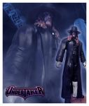 WWE Custom Undertaker Figure - Old-School by Simon-Williams-Art