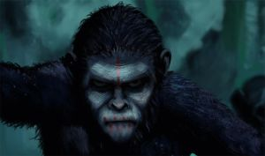 Dawn Of The Apes2 by leseraphin
