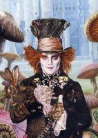 The Mad Hatter by DryJack