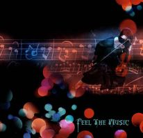 Feel The Music by VisualPoetress