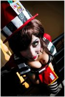 Mad Moxxi - Borderlands III. by Candustark
