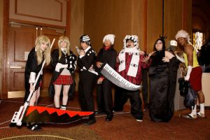 Soul Eater at A-kon23 by Death-the-Girl88