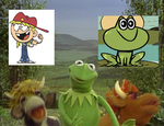 Sesame Street: Do-op Hop With Kermit and Lana by crazycartoons5488