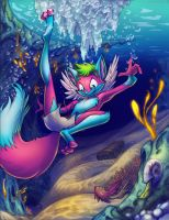 Ruffy Aquatic Wonderland by Dreamkeepers