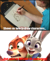 Why Disney animation is full of hypocrites by ToonEGuy