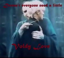 Voldy Love by AnikaandAj