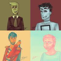 Palette Meme (Feat. the Yogscast) by DoctorFabulous