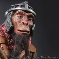 Ape Warrior by DuneFishUK