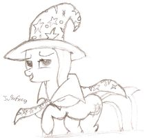 The Great and Powerful Sketch by jv9ufxcy