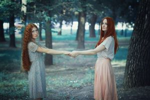 The Thirteenth Tale - Emmeline March  Vida Winter by palewinterrose