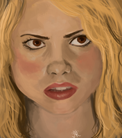 Rose Tyler by ChildHoodSurvivor