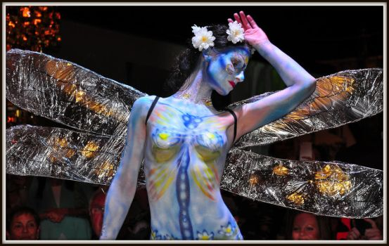 Body Painting 2 by Manlarr