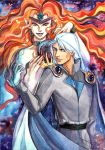 Queen Beryl and Lord Kunzite (Sailor Moon) by Vladta