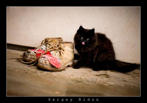 I LOVE My New Boots, Do You?.. by sergey1984