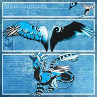 Alsius Entrenare ref 2012 by Stitchy-Face