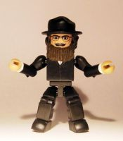 Weird Al Yankovic: Amish Paradise Custom Minimate by luke314pi