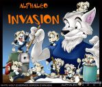Alphaleo Invasion by alphaleo14