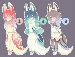 [169] $10 / 1000pts anthro adopts | closed by Toneru-chan