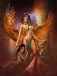 The Goddess (By Shannon Maer) by Shannon-Maer