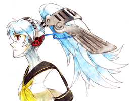 Labrys by Quilofire