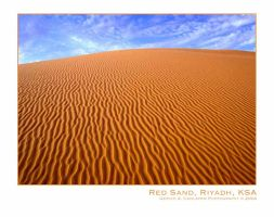 red sand 2 by jerishoots