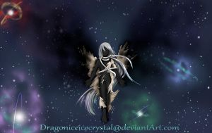 Commission 01: Calamity by DragonIceIceCrystal