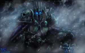 Arthas sketch , note 10.1 by vempirick