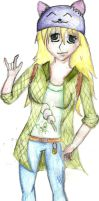teen hotaru by Ted-The-Fish