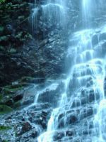 Waterfall 1 by Spartichi