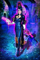 The witch Bayonetta - cosplay by Daelyth