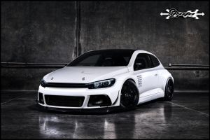 VW Scirocco R by koto8