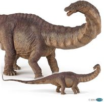 Papo young Apatosaurus by zoome3