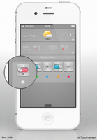 Locoos5 notification center by totothebest2305