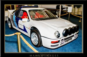 86 Ford RS200 Evolution by mahu54