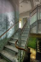Auditorium Stairs by pewter2k