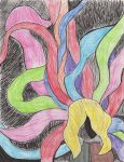 First Abstract Picture by Taynu-Itchigo