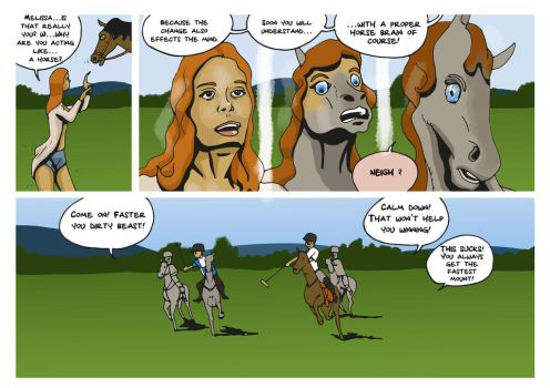 Polo Play (part 6/6) by FurSystem