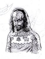 Christmas Klingon by captainrosteck