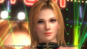 DEAD OR ALIVE 5 Last Round: Tina 2 by DarkSpong47