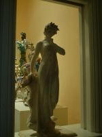 statue shadow by jastock