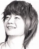 Minho SHINee by onebetweenus