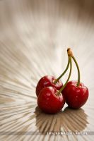 cherries by KowalskiEmil